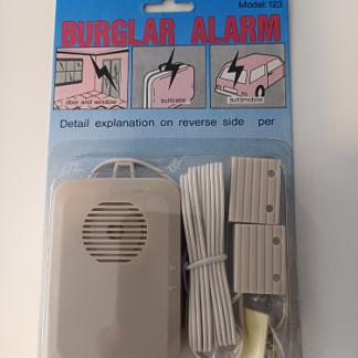 Alarm front