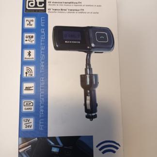 FM Bluetooth adapter
